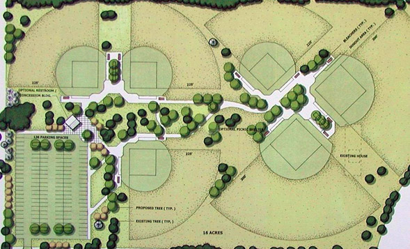 Park, Recreation and Athletic Facility Design